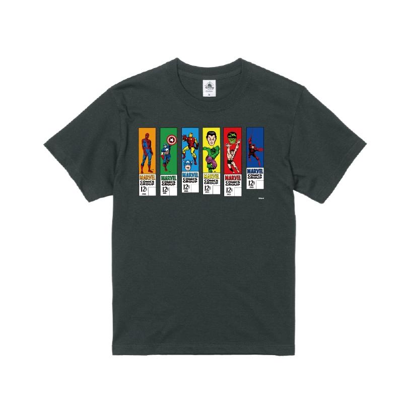 【D-Made】Tシャツ メンズ  MARVEL コミック アベンジャーズ