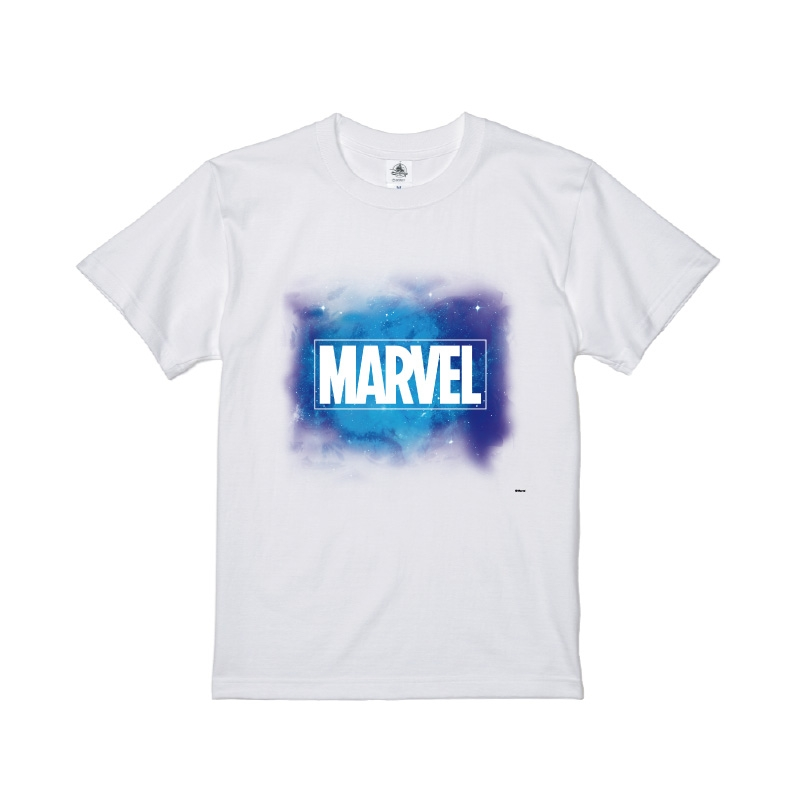 【D-Made】Tシャツ メンズ  MARVEL ロゴ