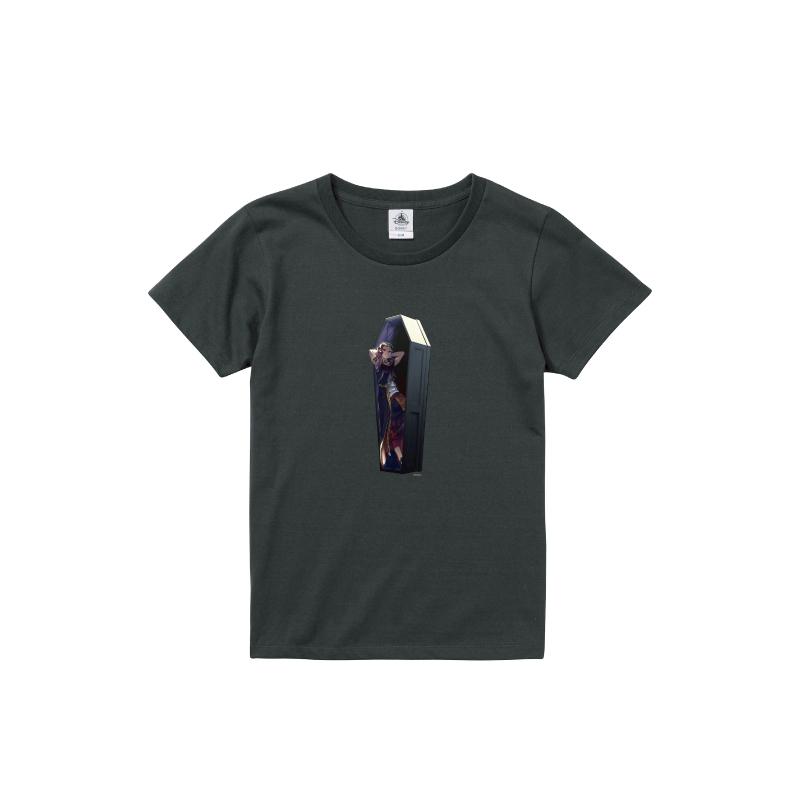 【D-Made】Tシャツ レディース カリム・アルアジーム