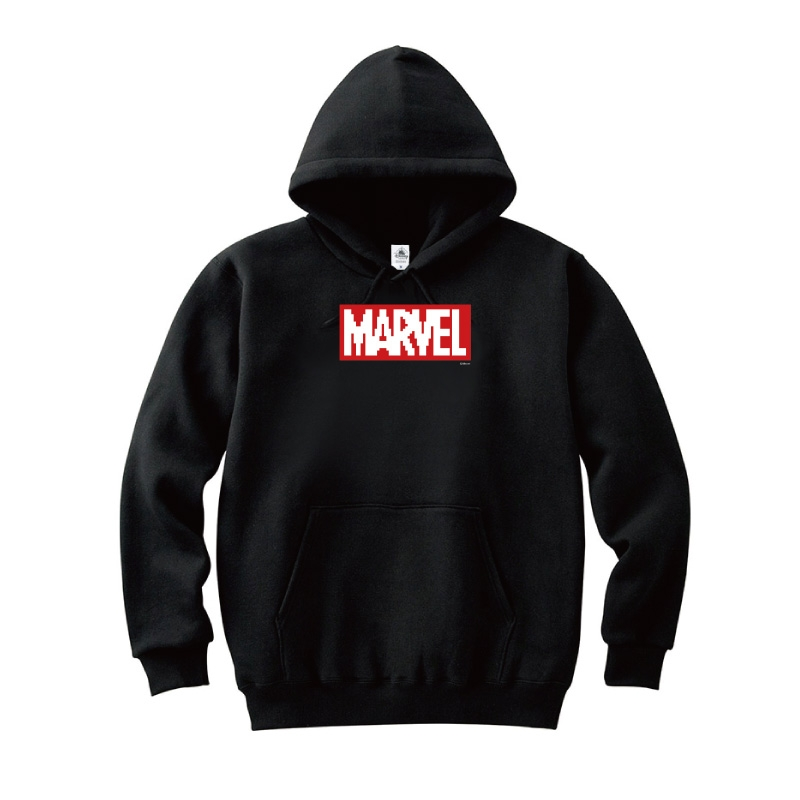 【D-Made】パーカー MARVEL ロゴ