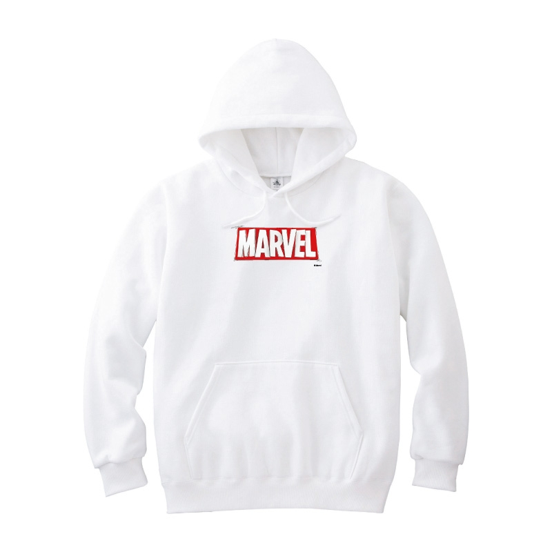 【D-Made】パーカー キッズ  MARVEL ロゴ
