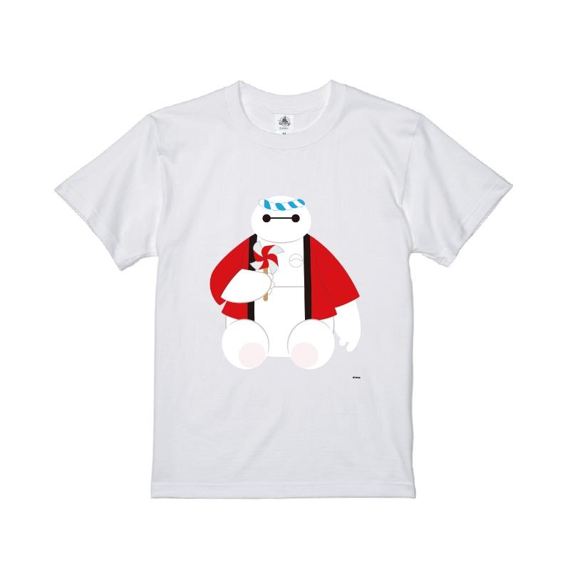 【D-Made】Tシャツ  ベイマックス お祭り