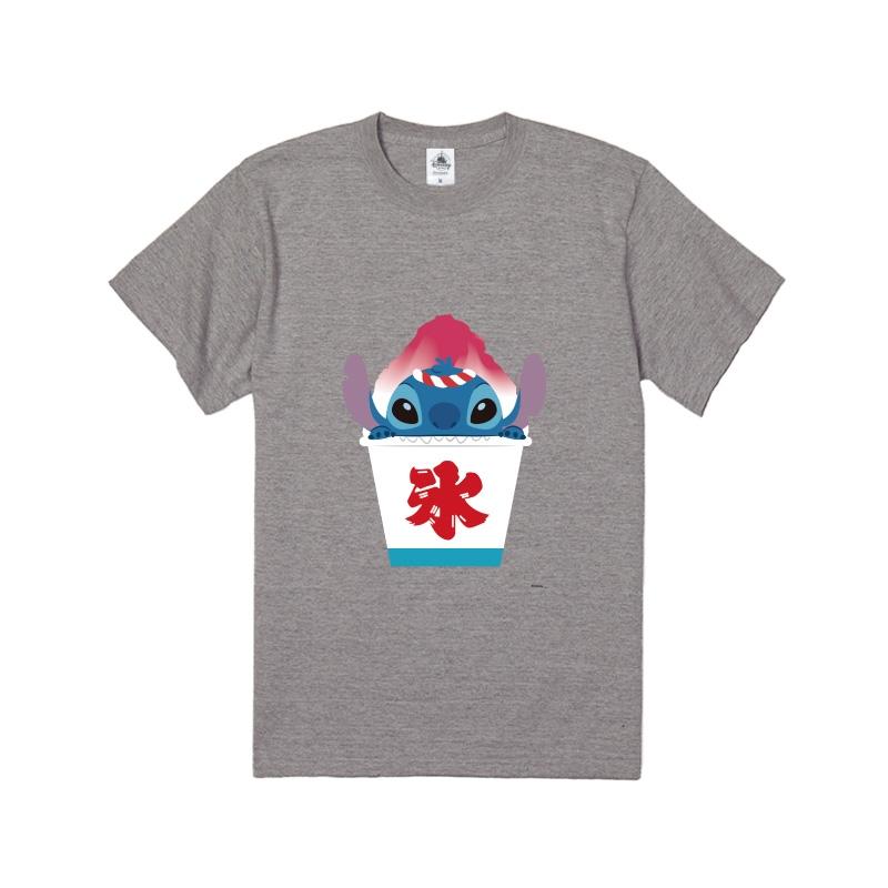 【D-Made】Tシャツ キッズ  スティッチ お祭り
