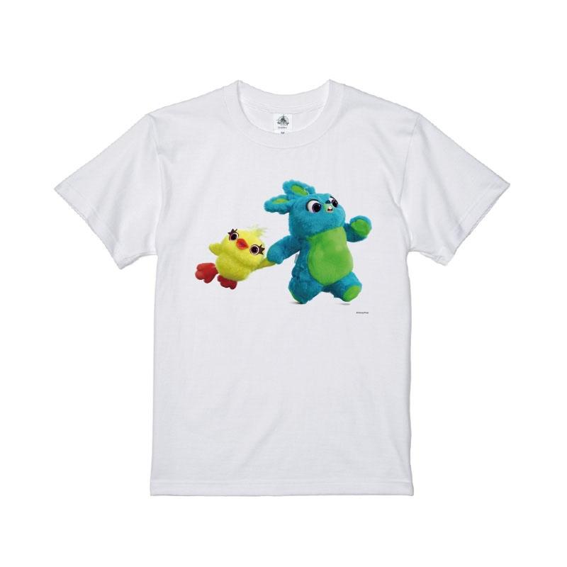 【D-Made】Tシャツ キッズ  トイ・ストーリー ダッキー&バニー