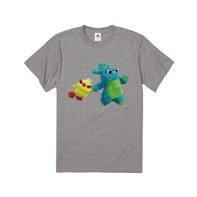 【D-Made】Tシャツ トイ・ストーリー ダッキー&バニー