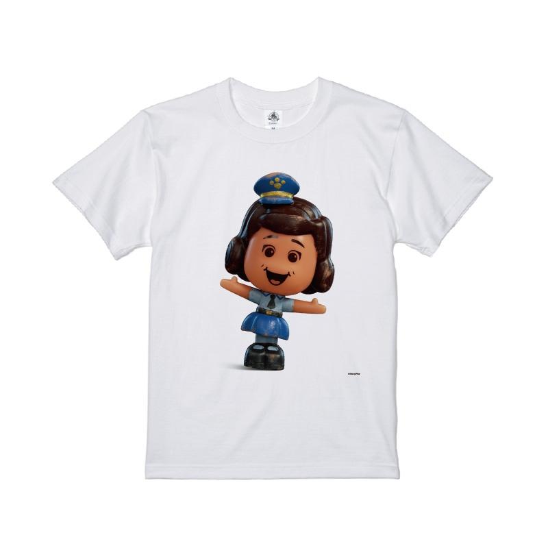 【D-Made】Tシャツ キッズ  トイストーリー4 ギグルマクディンプルス