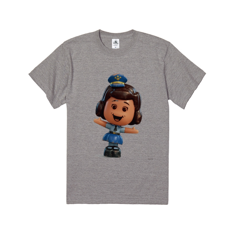【D-Made】Tシャツ トイ・ストーリー ギグル・マクディンプルズ