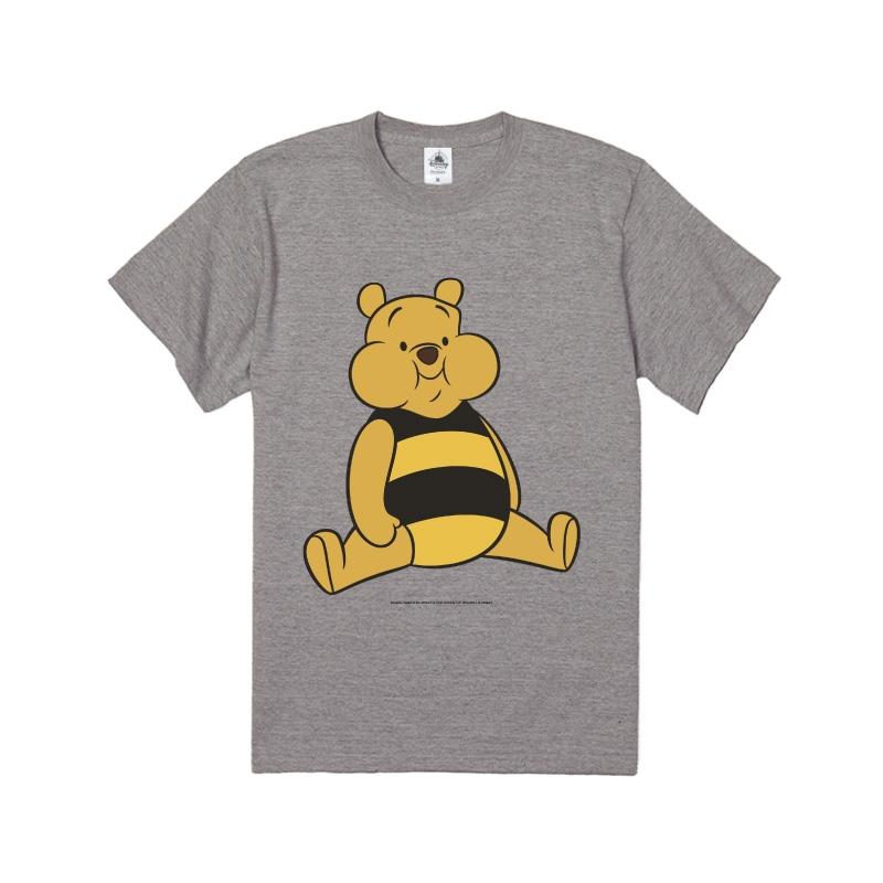 【D-Made】Tシャツ キッズ  はちみつの歌 くまのプーさん