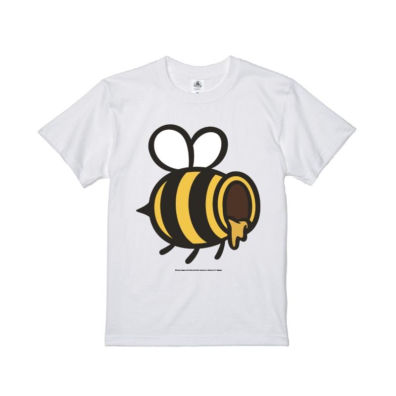 【D-Made】Tシャツ キッズ  はちみつの歌 くまのプーさん はちみつ