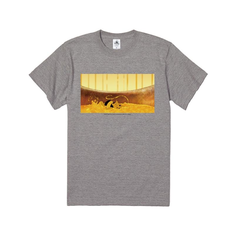 【D-Made】Tシャツ はちみつの歌 くまのプーさん