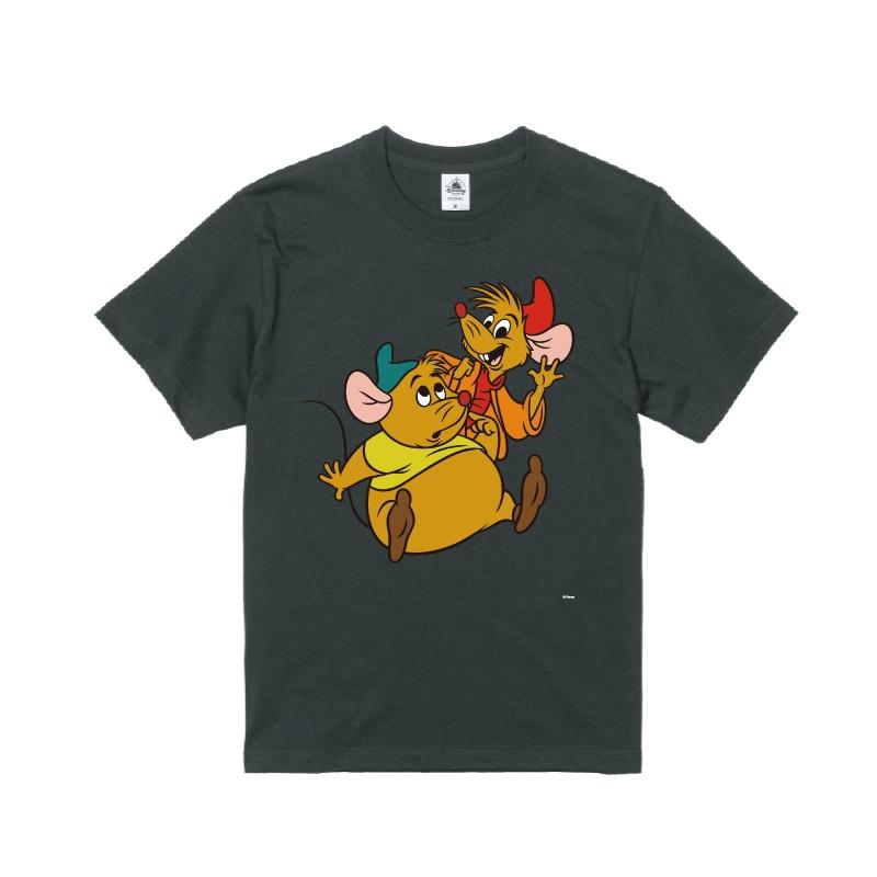 【D-Made】Tシャツ イヤーオブマウス シンデレラ ガス&ジャック