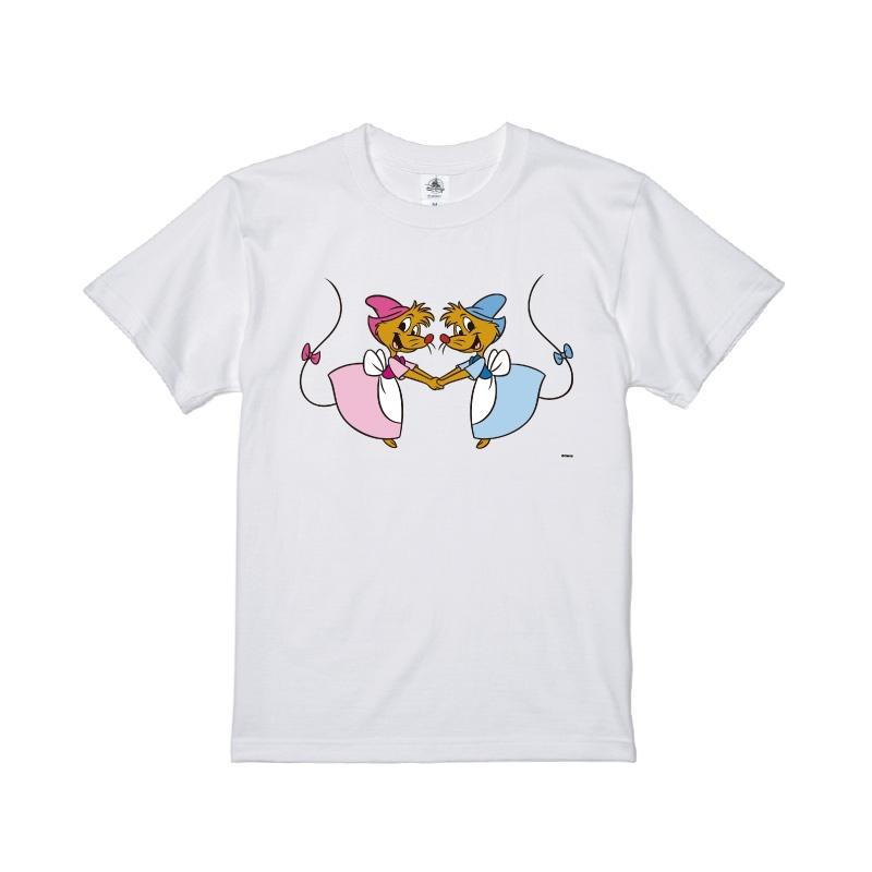 【D-Made】Tシャツ  イヤーオブマウス シンデレラ スージー&パーラ