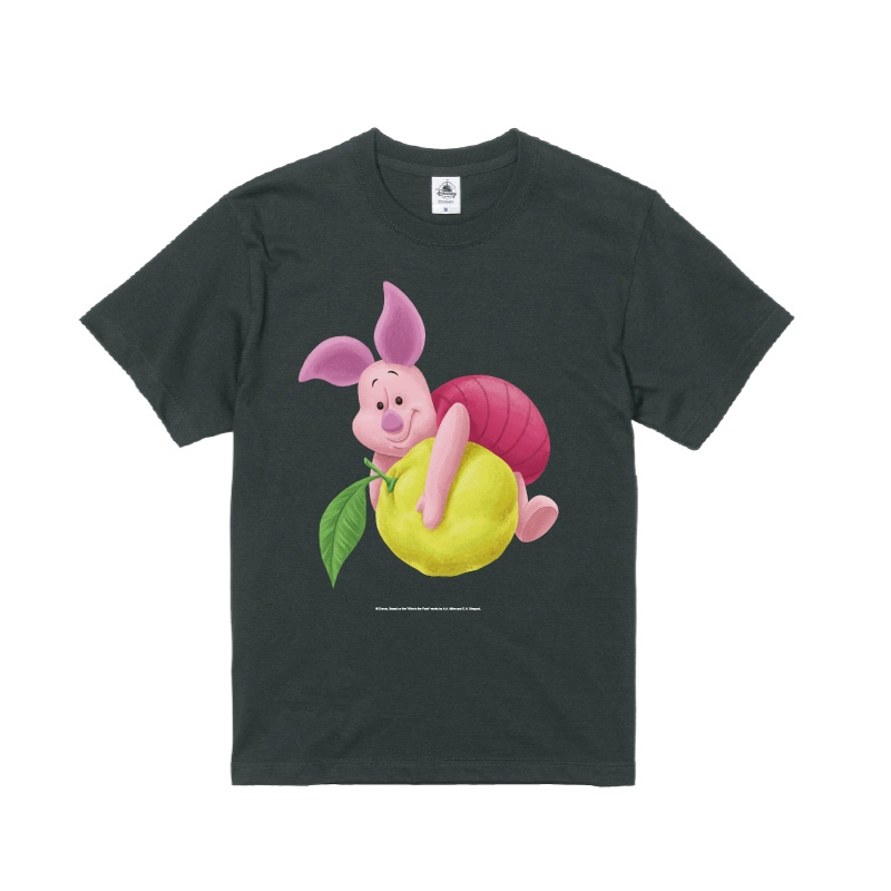 【D-Made】Tシャツ ゆず くまのプーさん ピグレット