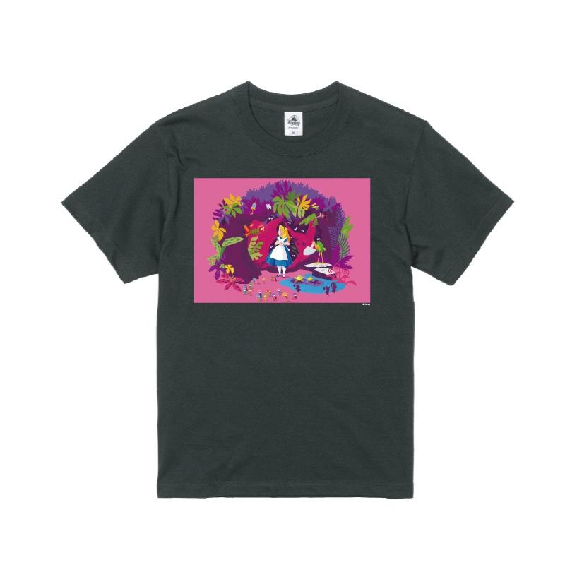 【D-Made】Tシャツ キッズ  ビビット 不思議の国のアリス アリス