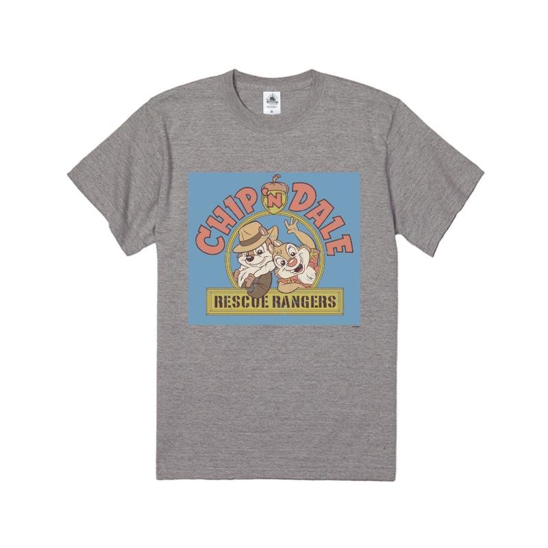 【D-Made】Tシャツ レスキュー・レンジャーズ チップ&デール