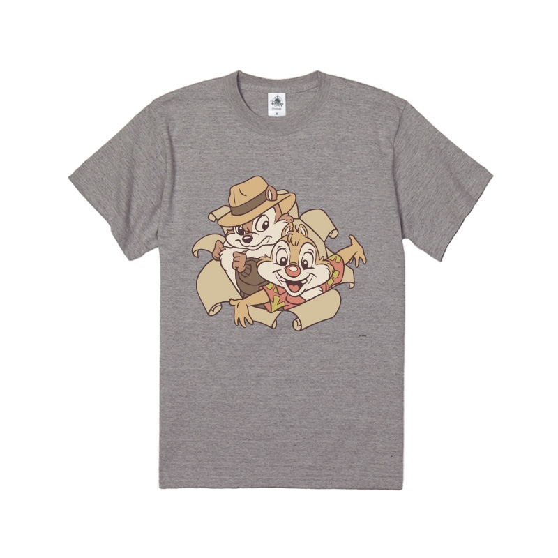 【D-Made】Tシャツ キッズ  レスキューレンジャー チップ&デール