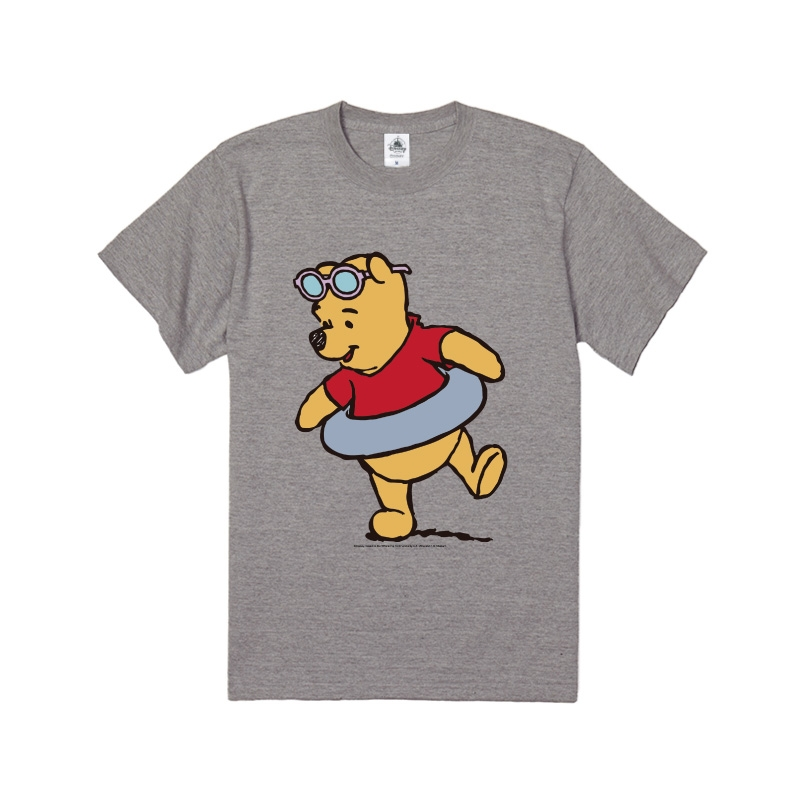 【D-Made】Tシャツ  クールサマー くまのプーさん