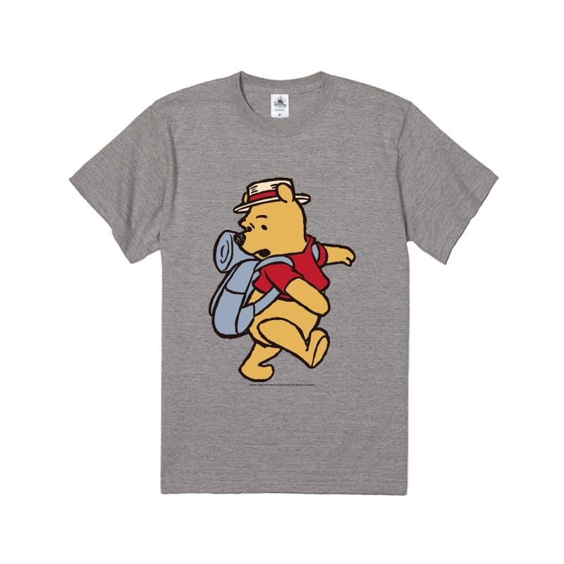 【D-Made】Tシャツ キッズ  クールサマー くまのプーさん