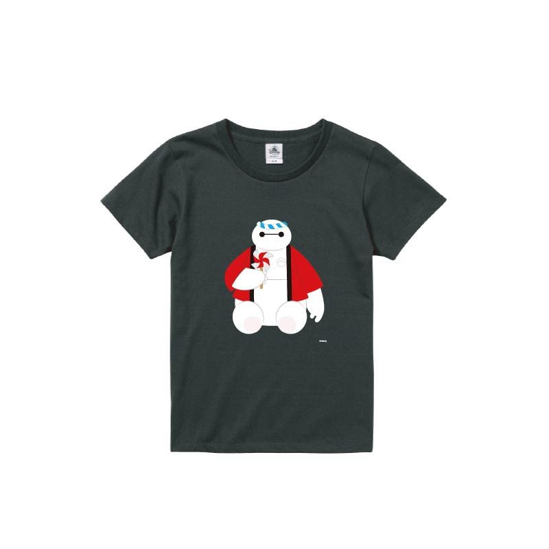 【D-Made】Tシャツ レディース  ベイマックス お祭り