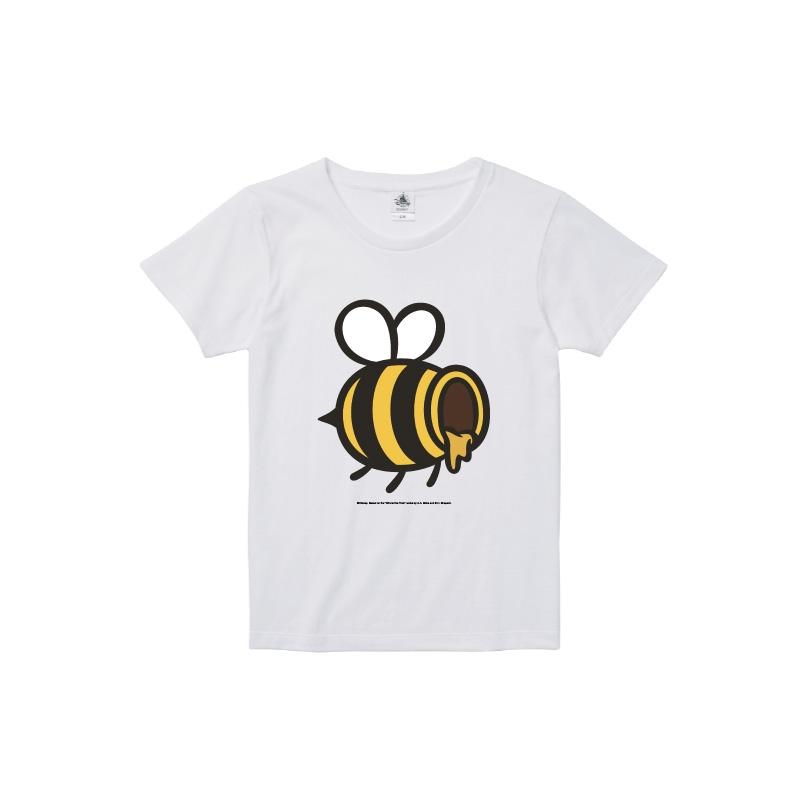 【D-Made】Tシャツ レディース  はちみつの歌 くまのプーさん はちみつ