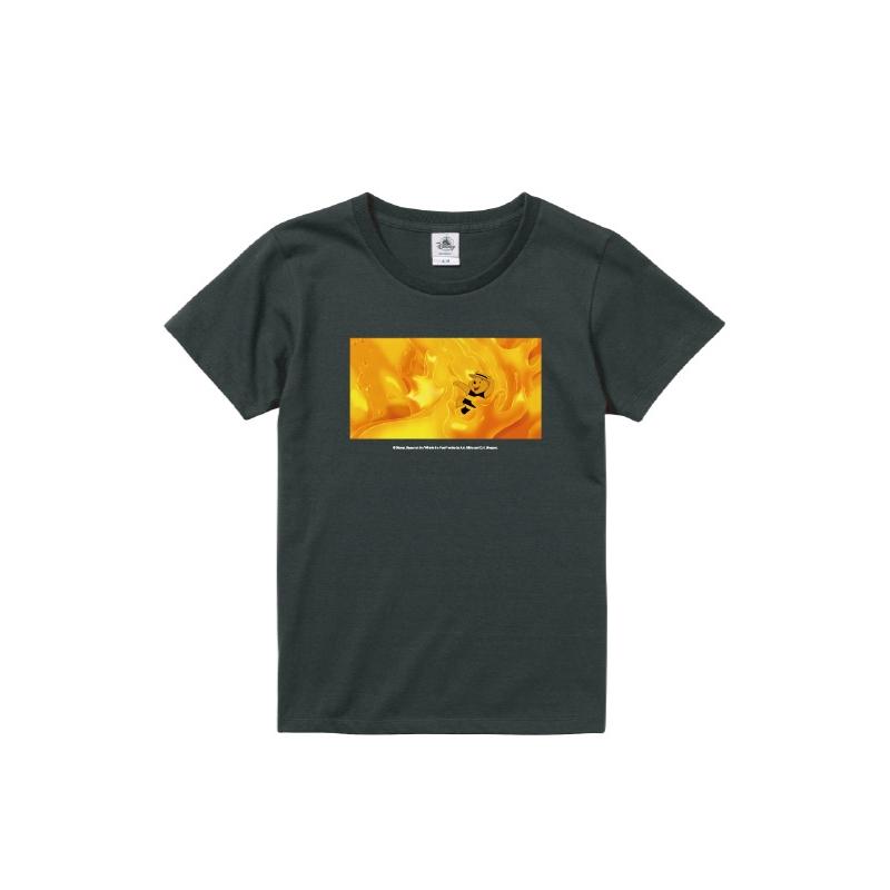 【D-Made】Tシャツ レディース  はちみつの歌 くまのプーさん