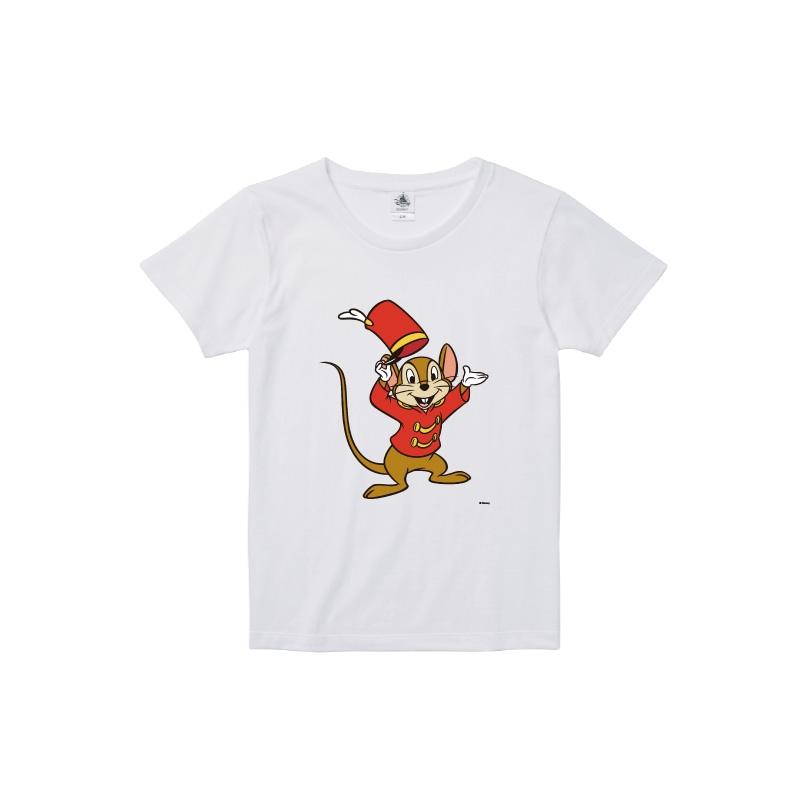 【D-Made】Tシャツ レディース  イヤーオブマウス ダンボ ティモシー
