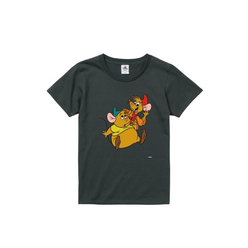 【D-Made】Tシャツ レディース  イヤーオブマウス シンデレラ ガス&ジャック