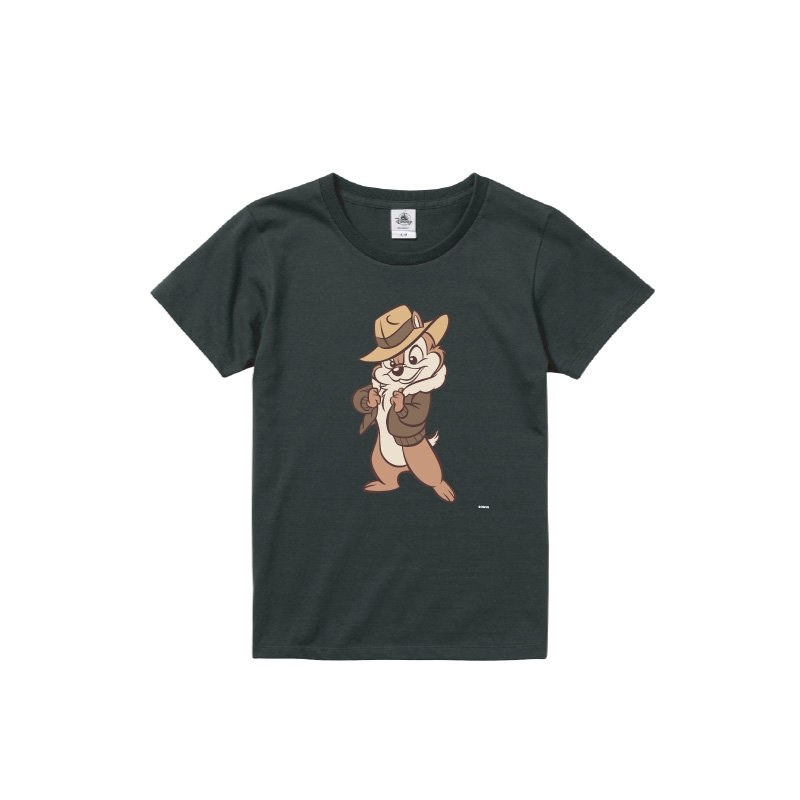 【D-Made】Tシャツ レディース  レスキューレンジャー チップ