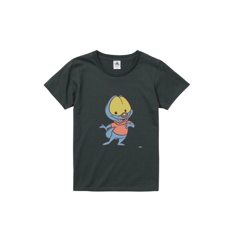 【D-Made】Tシャツ レディース  レスキューレンジャー ジッパー