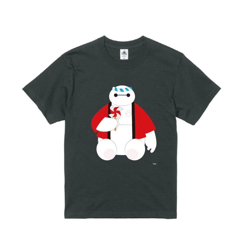 【D-Made】Tシャツ メンズ  ベイマックス お祭り