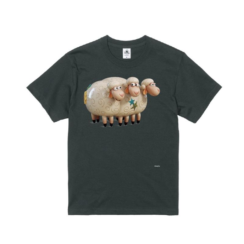 【D-Made】Tシャツ メンズ  トイストーリー ビリーゴートグラフ