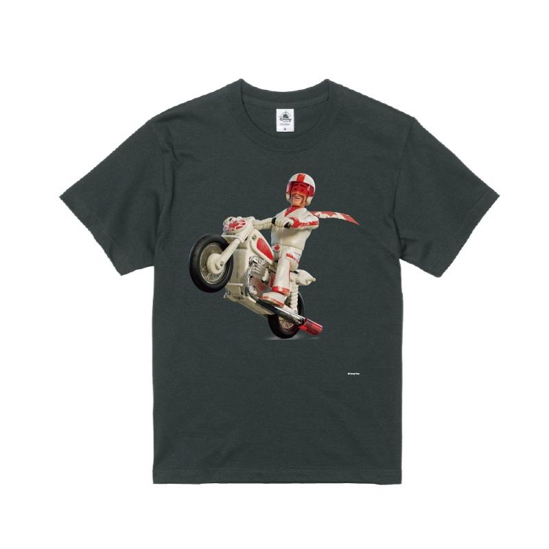 【D-Made】Tシャツ メンズ  トイストーリー4 デュークカブーン