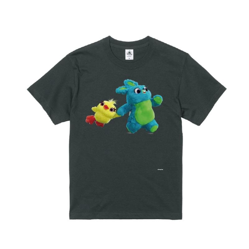 【D-Made】Tシャツ メンズ  トイストーリー4 ダッキー&バニー
