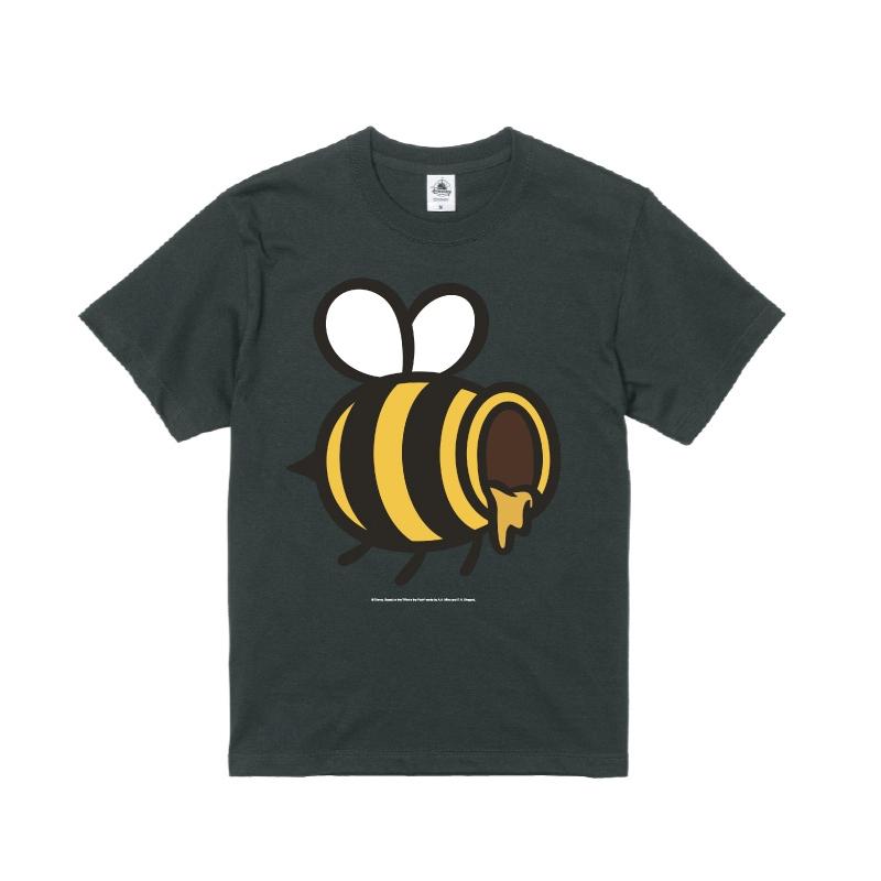 【D-Made】Tシャツ メンズ  はちみつの歌 くまのプーさん はちみつ