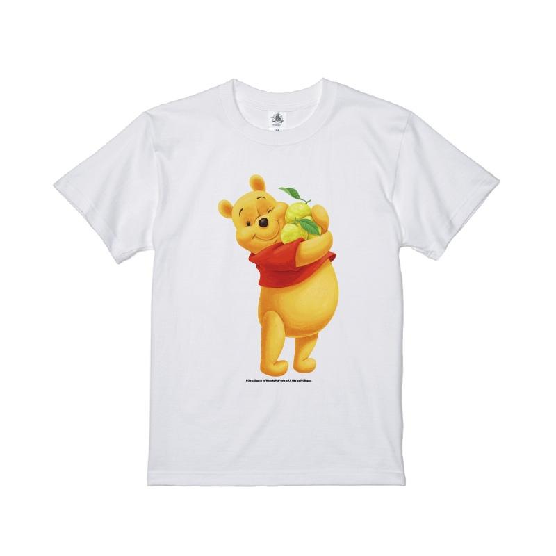 【D-Made】Tシャツ メンズ  ゆず くまのプーさん