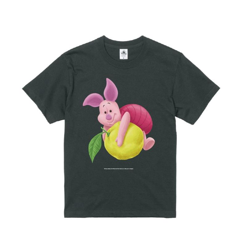 【D-Made】Tシャツ メンズ  ゆず くまのプーさん ピグレット