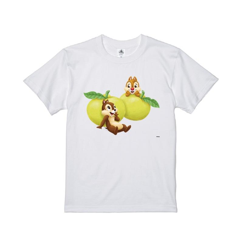 【D-Made】Tシャツ メンズ  ゆず チップ&デール