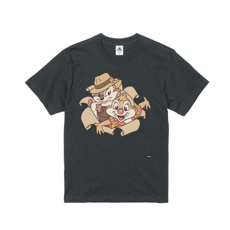 【D-Made】Tシャツ メンズ  レスキューレンジャー チップ&デール