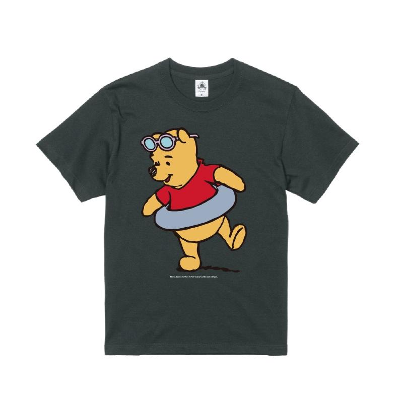 【D-Made】Tシャツ メンズ  クールサマー くまのプーさん