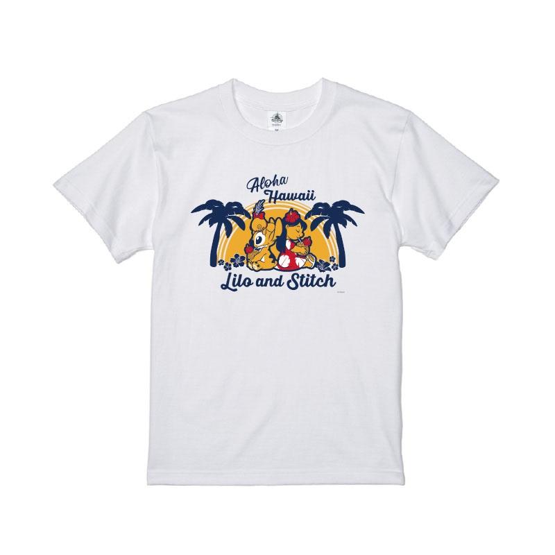 【D-Made】Tシャツ メンズ  リロ&スティッチ