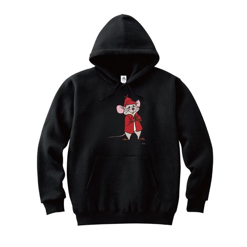 【D-Made】パーカー イヤーオブマウス おしゃれキャット ロクフォール