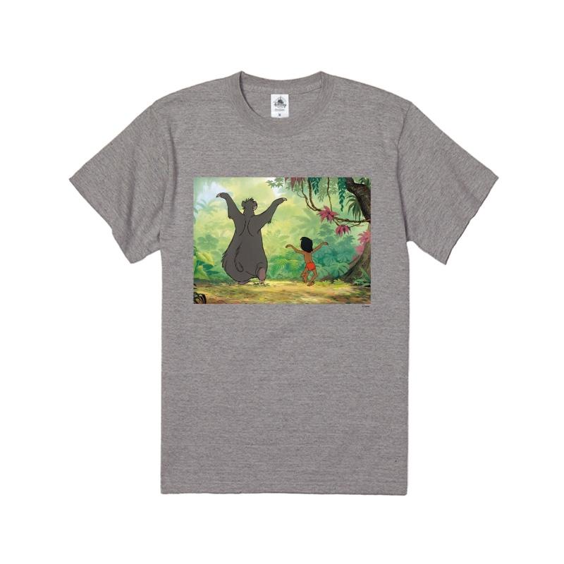 【D-Made】Tシャツ 映画 『ジャングル・ブック』 モーグリ&バルー