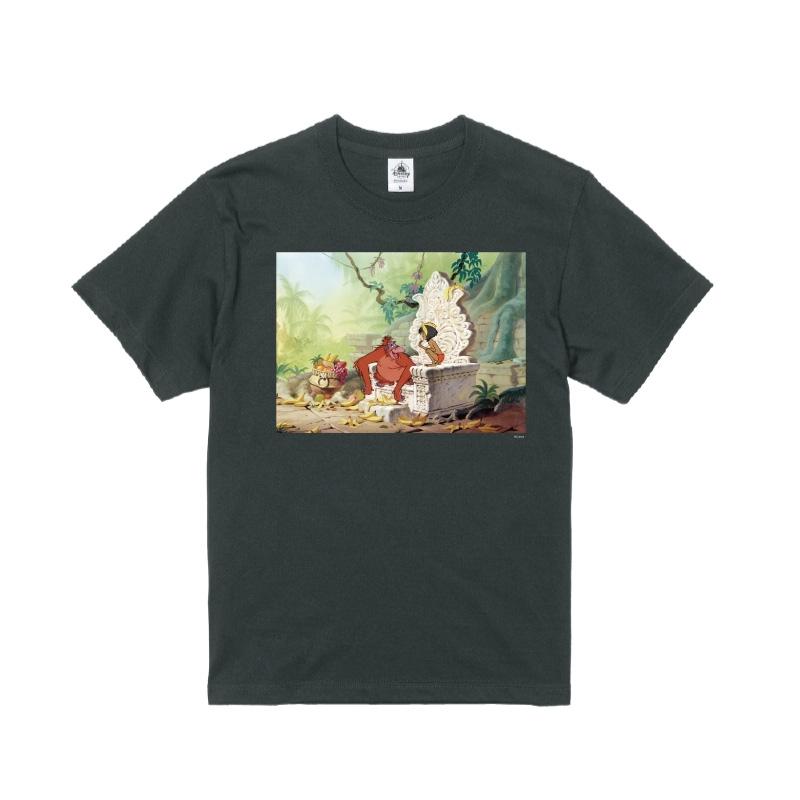 【D-Made】Tシャツ 映画 『ジャングル・ブック』 モーグリ&キング・ルーイ