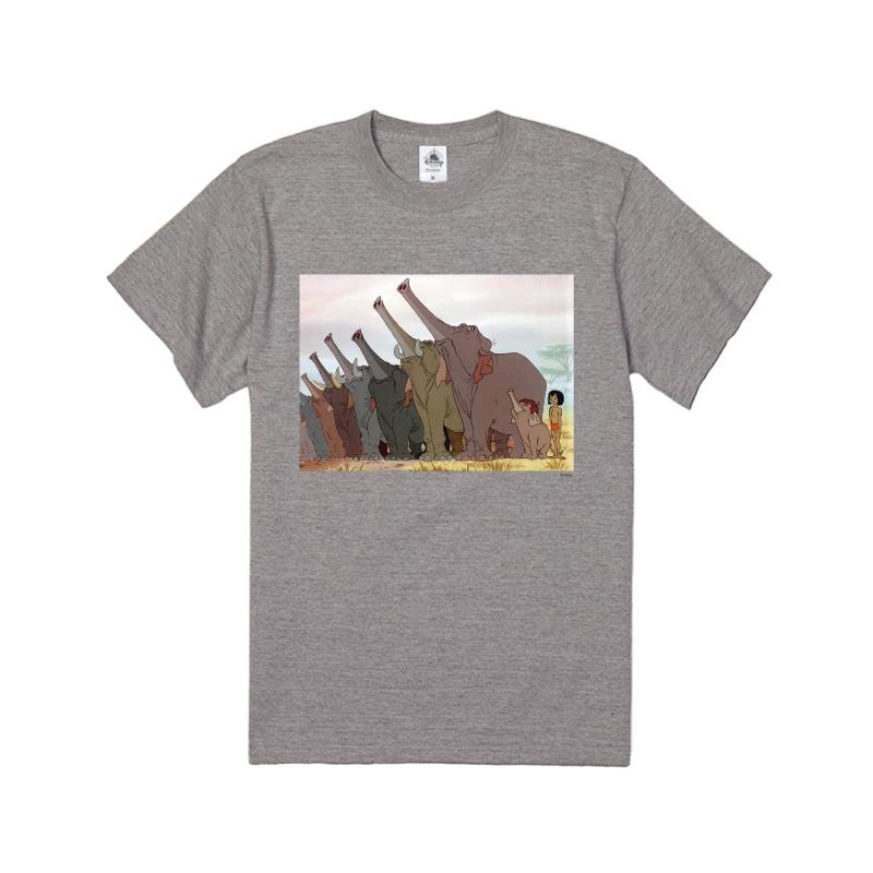 【D-Made】Tシャツ 映画 『ジャングル・ブック』