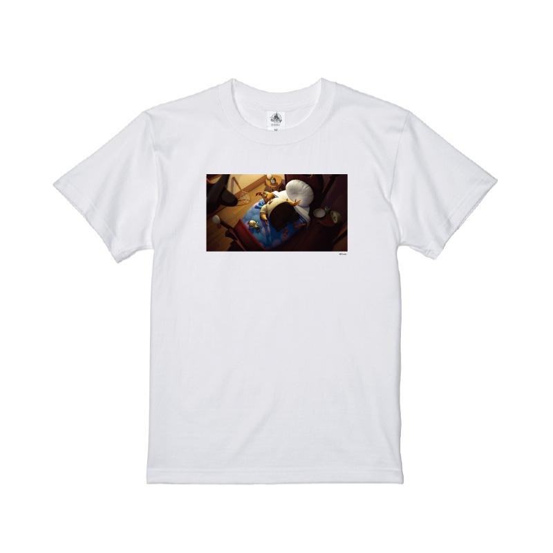 【D-Made】Tシャツ 映画 『チキン・リトル』 チキン・リトル&バック・クラック