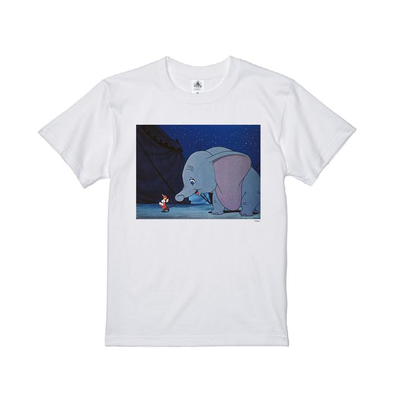 【D-Made】Tシャツ 映画 『ダンボ』 ダンボ&ティモシー