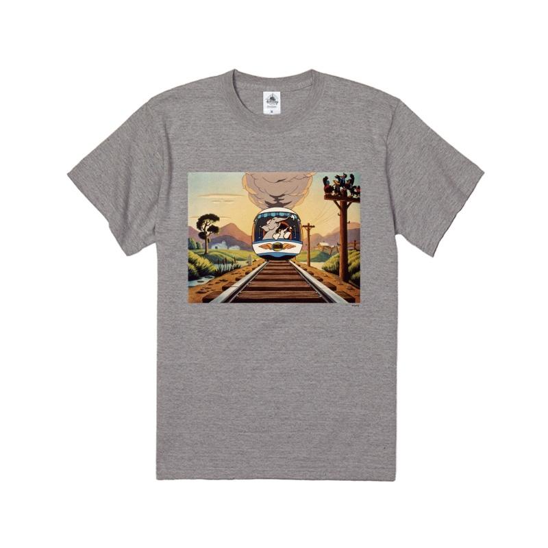 【D-Made】Tシャツ 映画 『ダンボ』 ダンボ&ジャンボ
