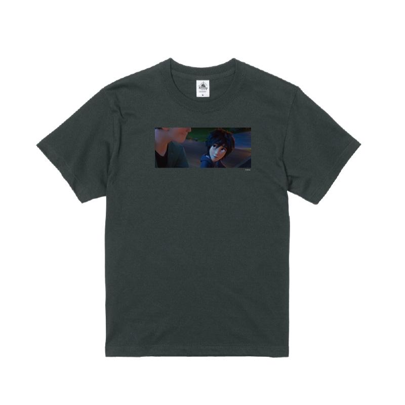 【D-Made】Tシャツ 映画 『ベイマックス』 ヒロ・ハマダ