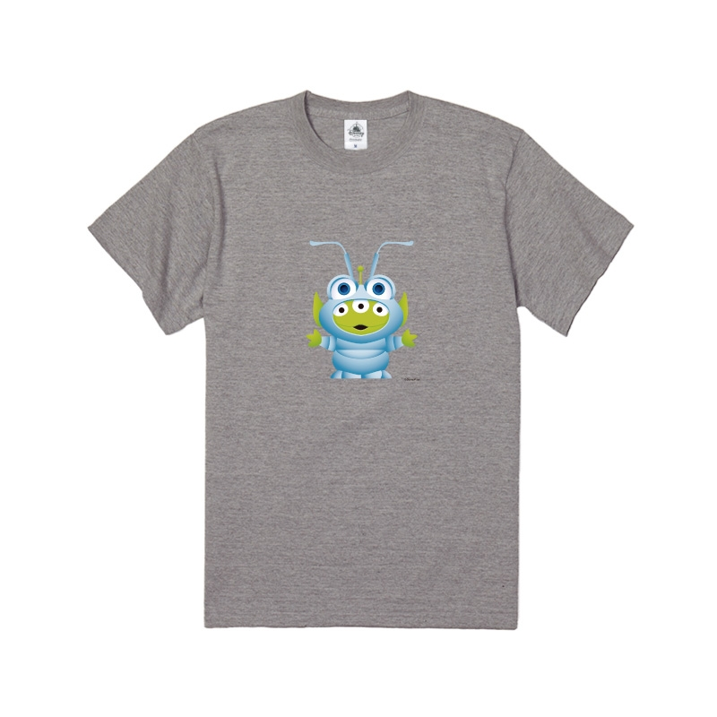 【D-Made】Tシャツ  トイ・ストーリー リトル・グリーン・メン/エイリアン バグズ・ライフ フリック