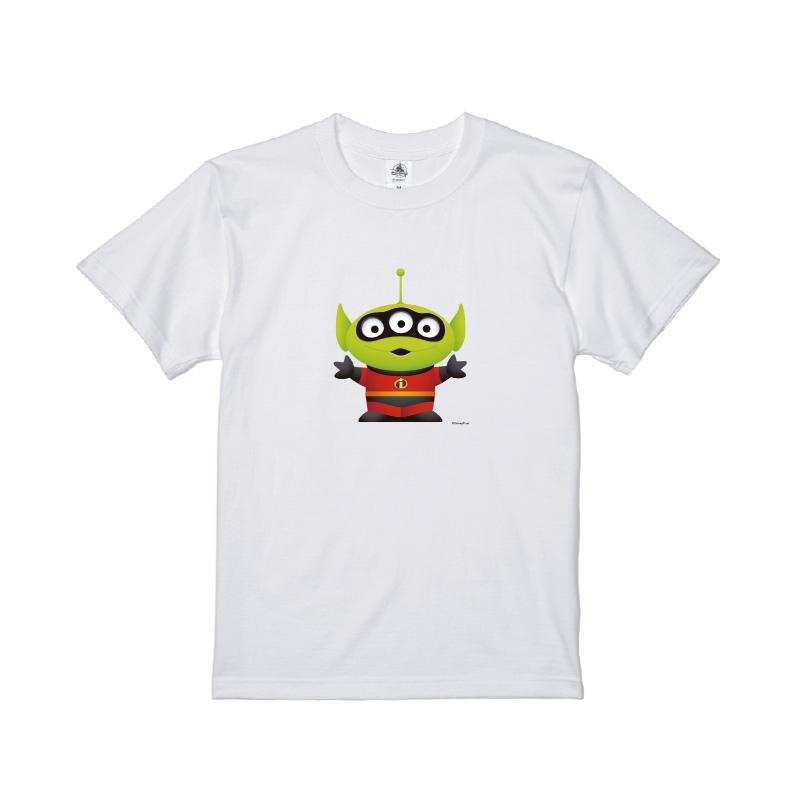 【D-Made】Tシャツ トイ・ストーリー リトル・グリーン・メン/エイリアン ミスター・インクレディブル